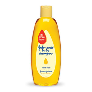 Johnsons Baby Shampoo 200 ml